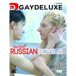 Sweet Russian Boys #5 DVD (Gaydeluxe) (18433D)