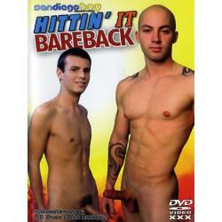 Hittin` It Bareback DVD (San Diego Boy) (18503D)