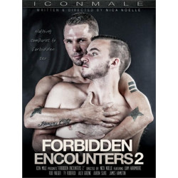 Forbidden Encounters #2 DVD (Icon Male) (18443D)