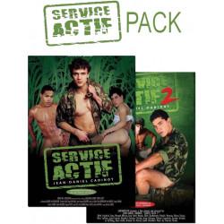 Service Actif 1-2 2-DVD-Set (Cadinot) (18574D)