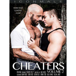 Cheaters #2 (Icon Male) DVD (Icon Male) (18439D)