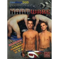 Bareback Hardware DVD (San Diego Boy) (18507D)