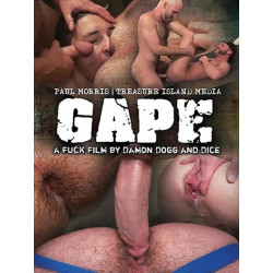 Gape DVD (Treasure Island) (18693D)