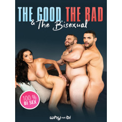 The Good, The Bad And The Bisexual DVD (Why Not Bi) (18759D)