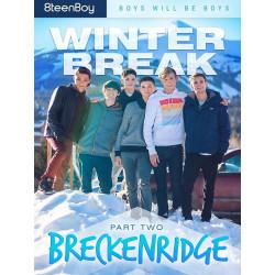 Winter Break #2: Breckenridge DVD (8teenboy) (18786D)