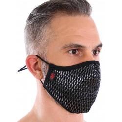 ToF Paris Roman Seamless Mask w. 2 Filters (T7708)