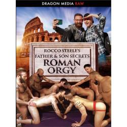 Rocco Steele`s Roman Orgy - Father & Son Secrets #2 DVD (Ray Dragon) (18793D)