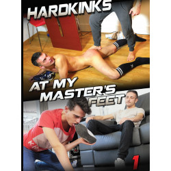 At my Master`s Feet #1 DVD (Hard Kinks) (18748D)