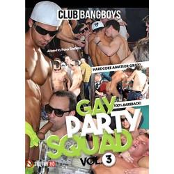 Gay Party Squad #03 DVD (Club BangBoys) (18951D)