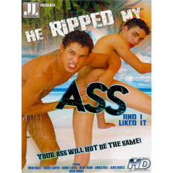He Ripped My Ass And I Liked It DVD (JL Studios) (19063D)