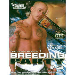 Breeding Party #3 DVD (White Water Production) (18852D)