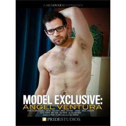 Model Exclusive: Angel Ventura DVD (Pride Studios) (19215D)