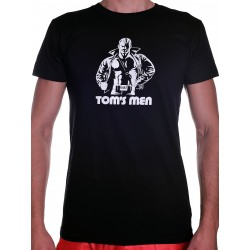 Tom of Finland Kake T-Shirt (Euro Size) Black (T3677)
