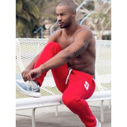 Supawear Sports Club Sweatpants Red (T3752)