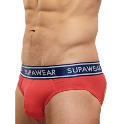 Supawear Supadupa MK II Jock Brief Underwear Red (T3759)
