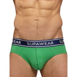 Supawear Supadupa MK II Brief Underwear Green (T3762)