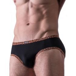 Manstore Expo Brief M523 Underwear Black (T3871)