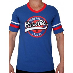 Pistol Pete Champions Short Sleeve Tee T-Shirt Royal (T4324)