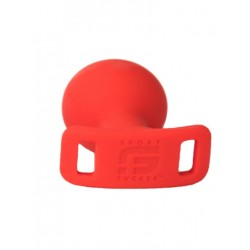 Sport Fucker Scrum Maul Harness Plug Red (T4594)