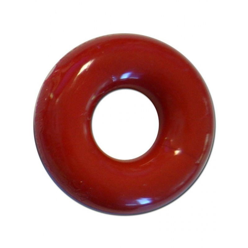 Sport Fucker Chubby Rubber Cockring Red (T4611)