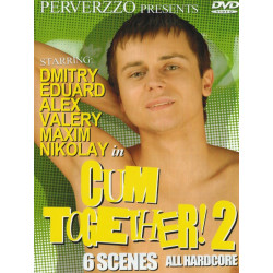 Cum Together 2! DVD (06352D)