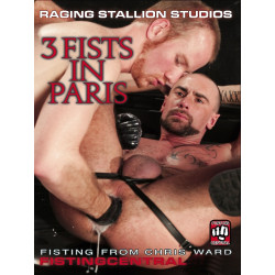 3 Fists in Paris DVD