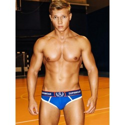 Supawear Sports Club All Stars Brief Underwear Blue