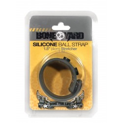 Bone Yard Silicone Ball Stretcher Grey (T4934)