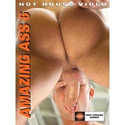 Amazing Ass #6 (Hot House Anthology) DVD (12804D)