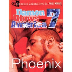 Damon Blows America 07 - Phoenix DVD (02523D)