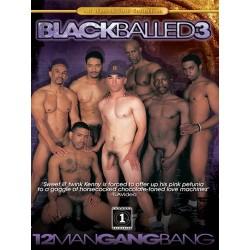 Black Balled #3 DVD (13305D)