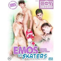 Emos Vs. Skaters DVD (13606D)