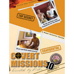 Covert Missions 10 DVD (11407D)