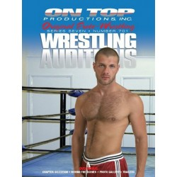 Wrestling Auditions DVD (03083D)