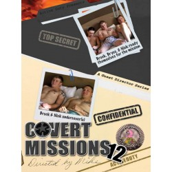 Covert Missions 12 DVD (11716D)