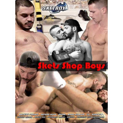 Skets Shop Boys DVD (12316D)