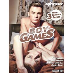 Boy Games DVD (11918D)