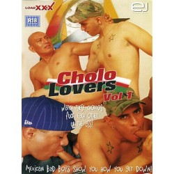 Cholo Lovers 1 DVD (07119D)