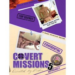 Covert Missions 5 DVD (11719D)