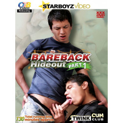 Bareback Hideout #1 DVD (08726D)