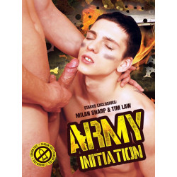 Army Initation DVD (Staxus) (09528D)