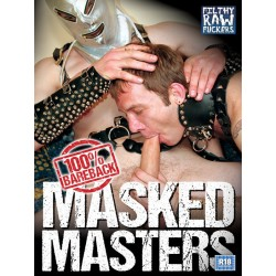 Masked Masters DVD (Filthy Raw Fuckers) (09634D)