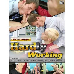 Hardly Working DVD (11534D)