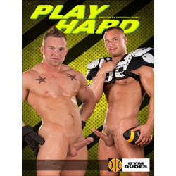 Play Hard (Gym Dudes) DVD (Hot House) (12034D)