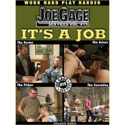 Sex Files #19 It`s A Job DVD (13134D)