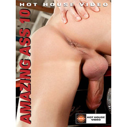 Amazing Ass #10 (Hot House Anthology) DVD (13635D)