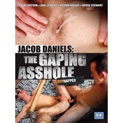 Jacob Daniels: The Gaping Ass Hole DVD (12236D)