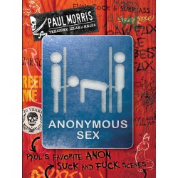 Anonymous Sex #1 DVD (Treasure Island) (13937D)