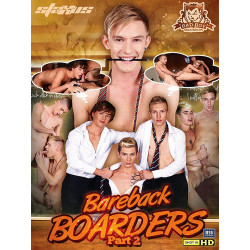 Bareback Boarders #2 DVD (10338D)