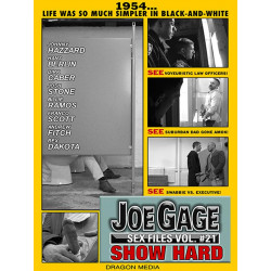 Sex Files #21 Show Hard DVD (14138D)